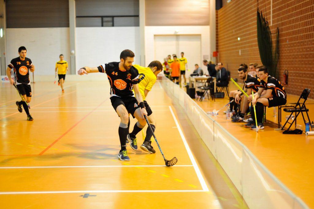 Floorball - Grizzlys du Hainaut