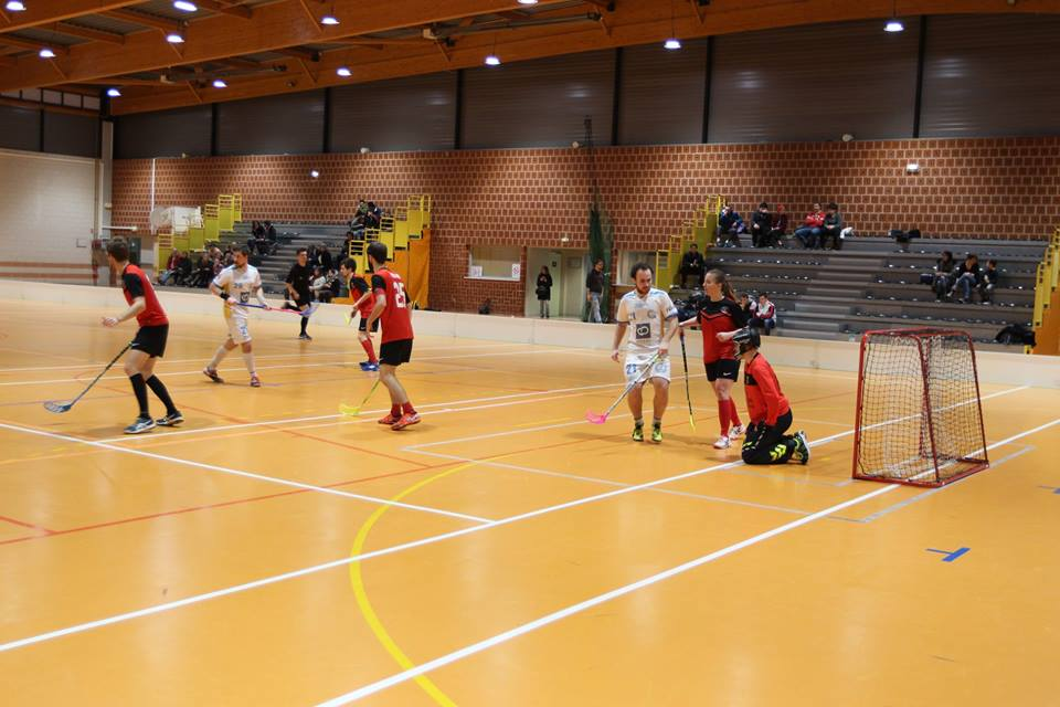 Floorball Nationale 2 Quiévrechain
